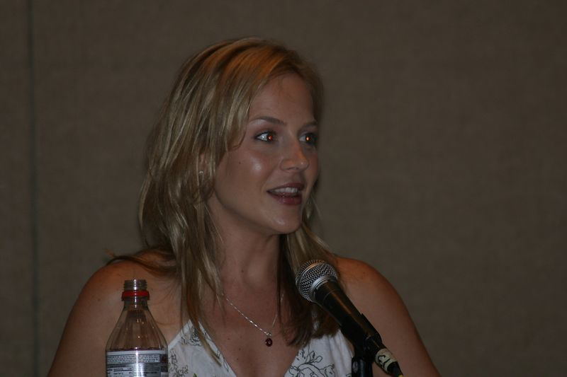 julie benz darla. Julie Benz; Darla on both