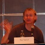 Dean Haglund of X-Files and The Lone Gunman http://www.deanhaglund.com