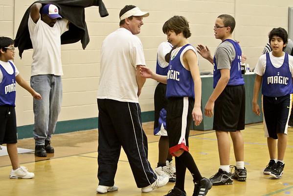 2011 Roswell Magic Basketball